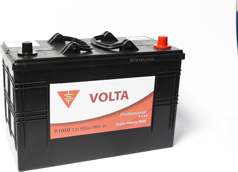 Bateria de coche 105 Ah +Dcha