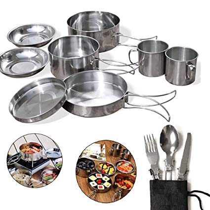 Amazon.com: NEHO - Juego de 11 utensilios de cocina para ...