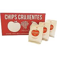 Chips Crujientes de Manzana Fuji 12 bolsas