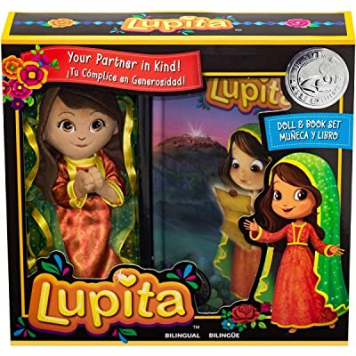 Lupita Doll + Book Boxset Bilingual: Toys & Games