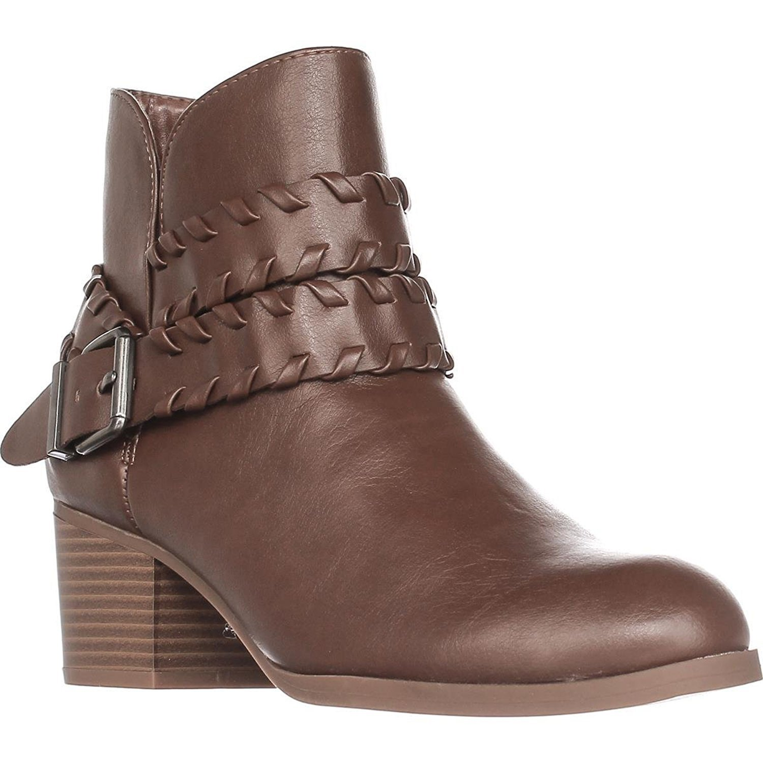 Style & Co. Womens Dyanaa Closed Toe Ankle Fashion Boots, Barrel, Size 7.0 by Style & Co. (Image #6)