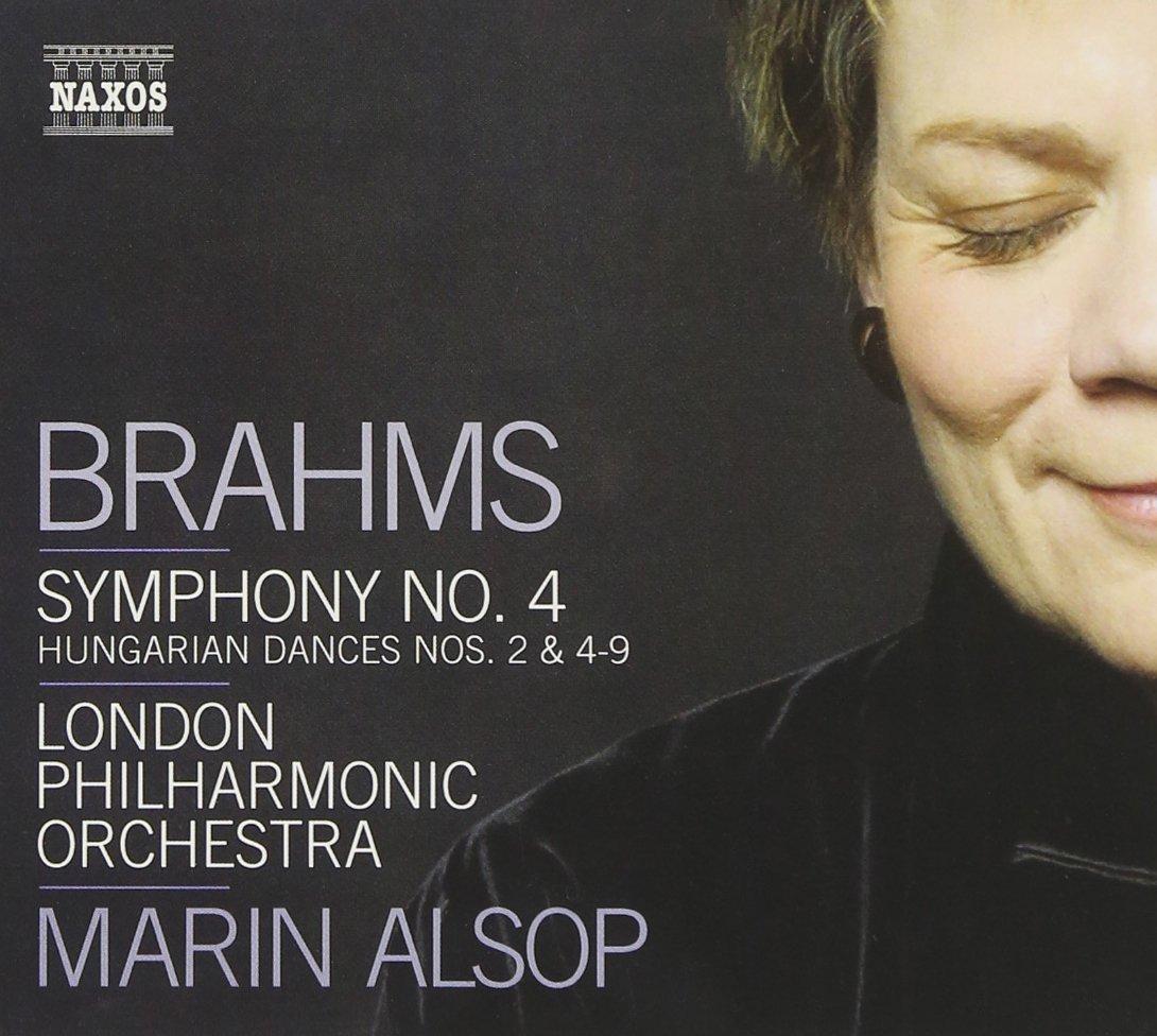 Brahms: Symphony No. 4 - Hungarian Dances by Naxos