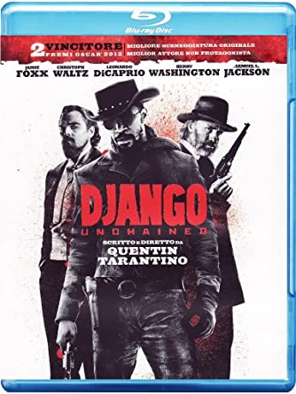 Django Unchained 2013 iTALiAN BRRip x264 MP4-L3g3nD