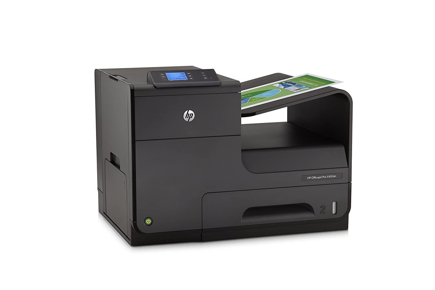Amazon Com Hp Officejet Pro X451dn Office Printer With Print