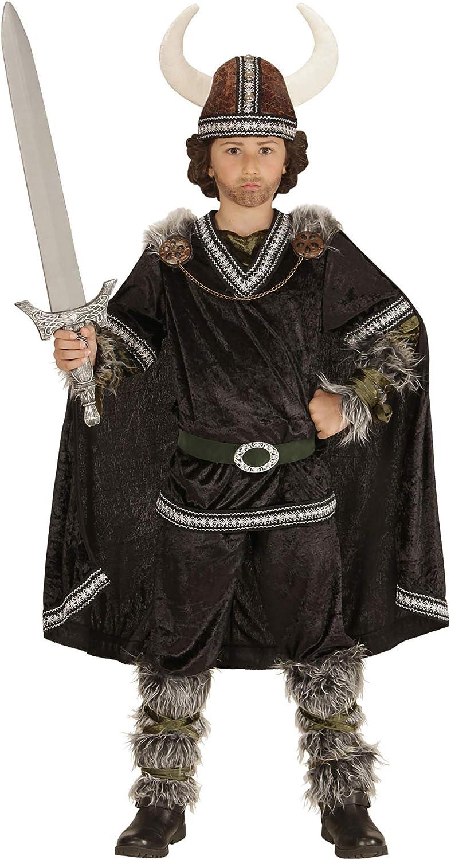 WIDMANN 05988 infantil Disfraz Vikingo, Superior, pantalones ...