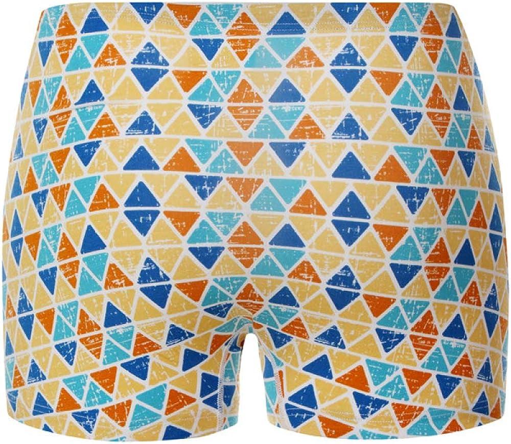 3 Pack Mens Underwear Elastic Waist Boxer Short and Comfortable