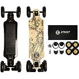Evolve Skateboards – Bamboo GT Series Electric Skateboard (26 MPH Top Speed / 21 Mile Range) – Street, All-Terrain, 2in1 Models
