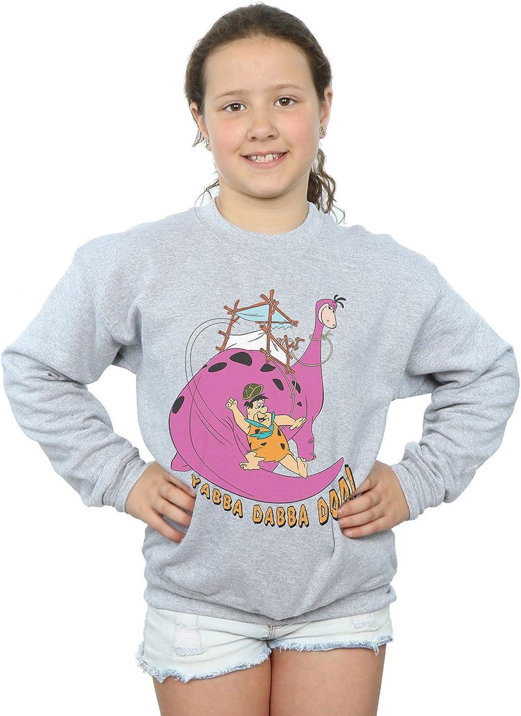 The Flintstones Girls Yabba Dabba Doo Sweatshirt