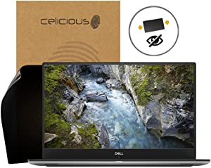 Celicious Privacy 2-Way Anti-Spy Filter Screen Protector Film Compatible with Dell XPS 15 9570 (Non-Touch)