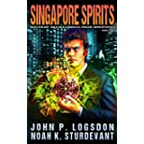Singapore Spirits (Southeast Asia Paranormal Police Department)