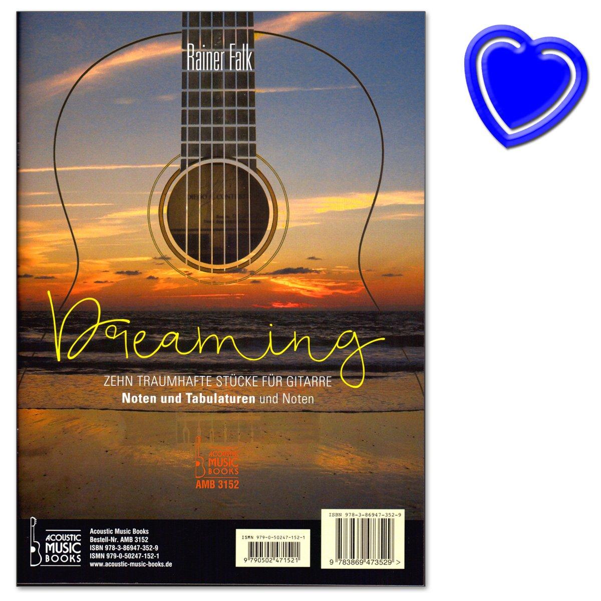 Dreaming – Diez mágico unidades para guitarra de Falk Rainer ...