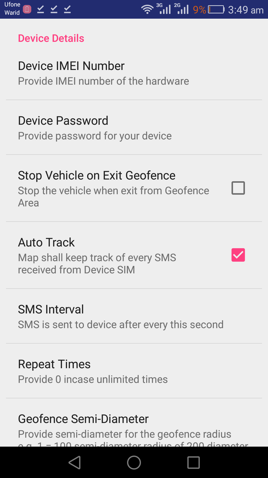 Amazon com: GT06 GPS Tracker GSM SMS Android App: Appstore for Android