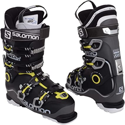SALOMON X PRO 90 Herrenskischuh (anthracite black) cf0PZ