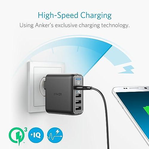 Anker、折りたたみ式の急速充電器「PowerPort Speed 4」を発売