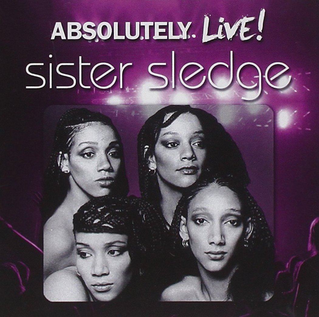 Live: Sister Sledge by Zyx Live Dvds