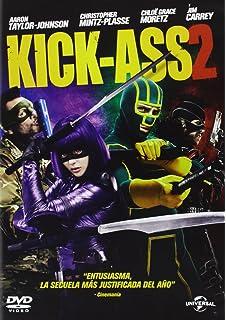 Kick-Ass [Francia] [DVD]: Amazon.es: Aaron Johnson, Nicolas ...