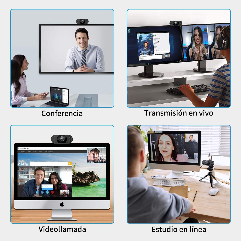 Webcam más nítida