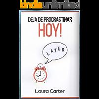 Deja de procastinar hoy: libros en espanol , castellanos , habla hispana , como dejar de procastinar , auto ayuda, como…