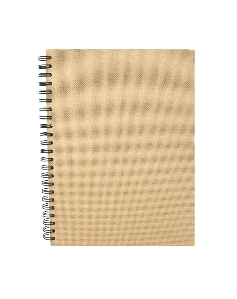 Skizzenbuch A4 Spiral Skizzenblock Querformat Scrapbook Notizbuch Fotoalbum NEU