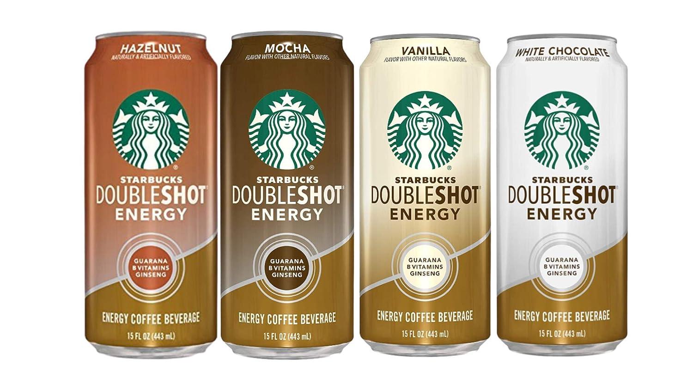 Starbucks Doubleshot Energy Coffee Beverage (4 Flavor Combo, 8)