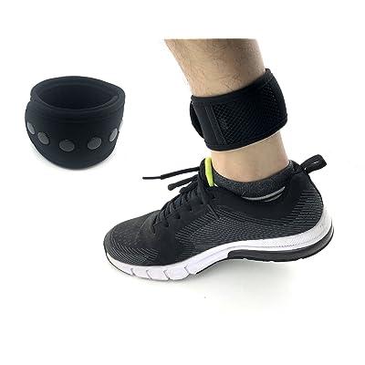 Careor Bras réglable et cheville Course Band Bracelet Bande avec boucle et étui à filet pour Garmin et Fitbit One/Fitbit Flex 2/Fitbit Alta/Alta HR Fitness tracker Bracelet