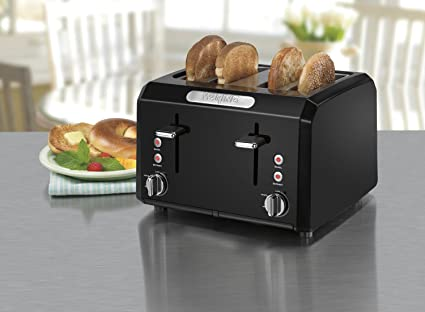 black accents kettle toaster pack
