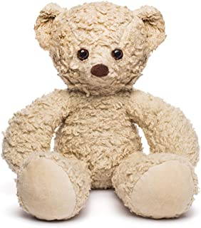 product image for Sherpa Organic Teddy Bear Cream 16 Inches