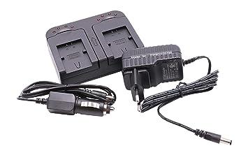 Fuente de alimentación Cargador Adaptador 12V Sony Handycam ...