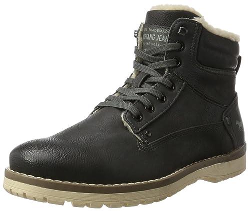 Amazon Amazon Amazon Men's co co co Mustang 609 uk 259 Bags Shoes Classic Boots 4092 amp; AqqdwY