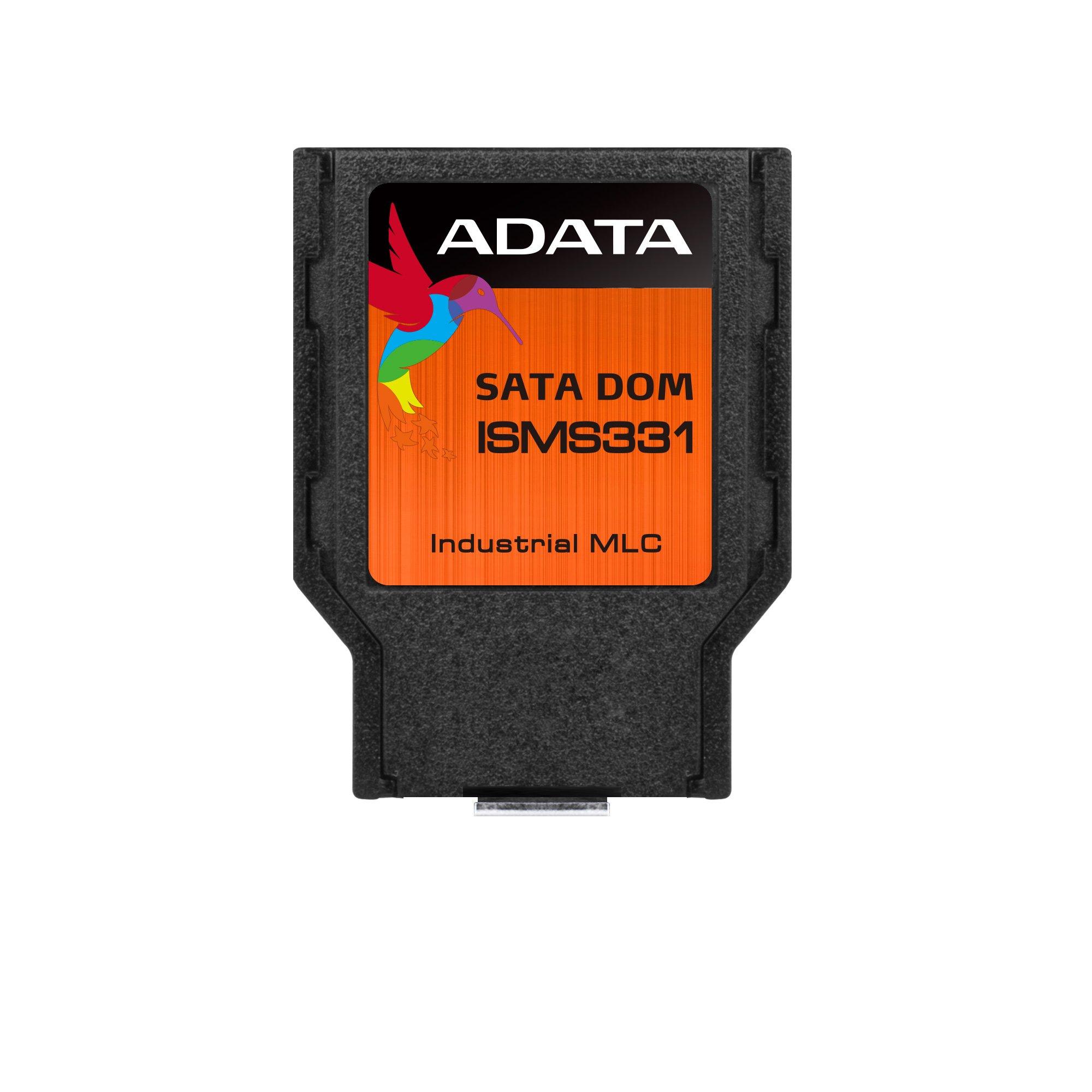 SSD MLC 32GB SATA ADATA ISMS331 Industrial Grade 7 Pin DOM