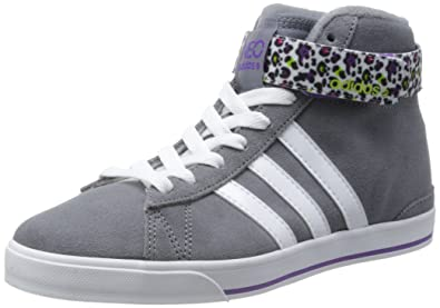 italy adidas neo high tops grau color 7826a be825
