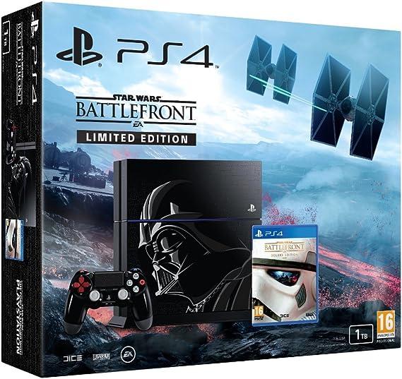 Ps4 Edicion Limitada Star Wars Battlefront Bundle 1TB: Amazon.es ...