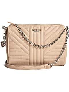 Image result for MARISOL QUILTED CROSSBODY tan