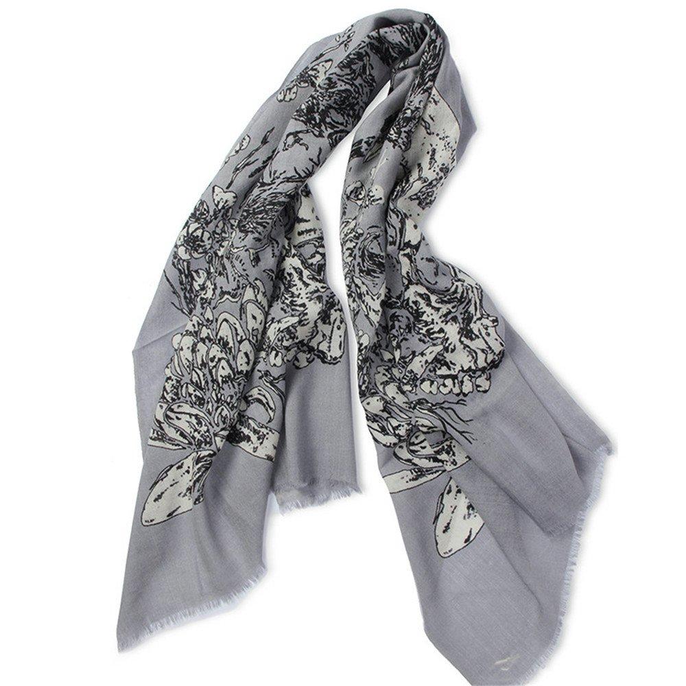 Señoras bufanda moda mantón caliente,180cm.