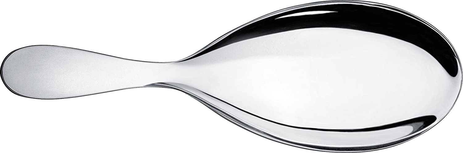 Alessi Eat.It Risotto Serving Spoon, Silver WA10/27
