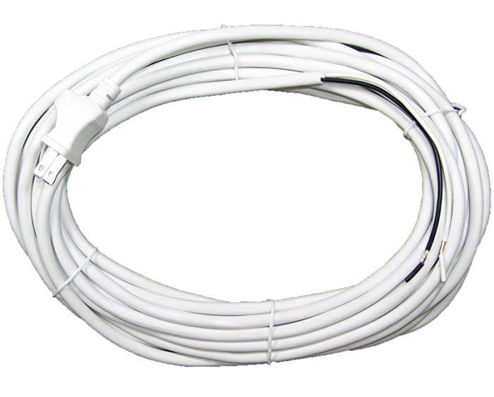 Replacement Oreck White 30 ft Cord