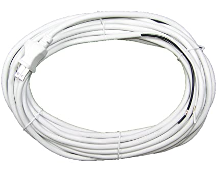 Amazon Com Replacement Oreck White 30 Ft Cord Home Improvement