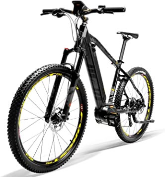 LANKELEISI GT800 Bicicleta eléctrica para Adultos y Bicicleta ...