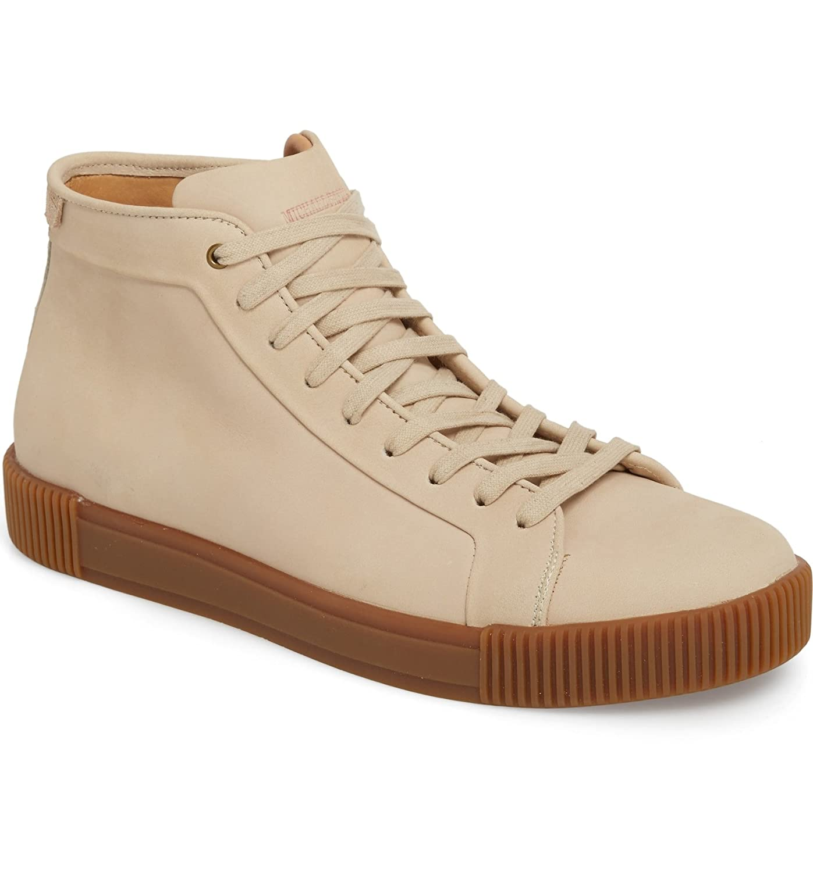 [ミカエルバスティアン] メンズ スニーカー Michael Bastian Lyons High Top Sneaker ([並行輸入品] B07DTNTY49