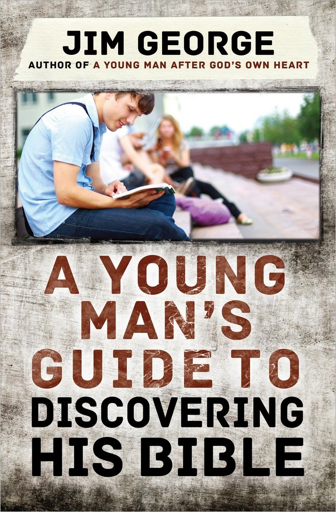 Young Mans Guide Discovering Bible product image