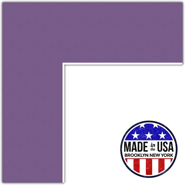 カスタムマット 9x22 パープル MAT-173-9x22-Grape B006GGBQ7I 9x22|Purple Iris Purple Iris 9x22