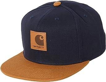 Carhartt Gorra Logo Bi-colored: Amazon.es: Ropa y accesorios