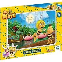 CA Games 35 Parça Arı Maya Frame Puzzle - 5048