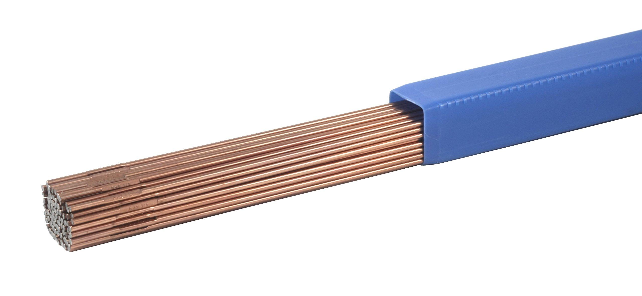 RG-45 - Oxy-Acetylene Carbon Steel Welding Rod (R45) - 36'' x 1/8'' (10 Lb)