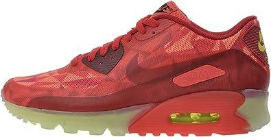 Nike Men's Air Max 90 ICE, GYM RED