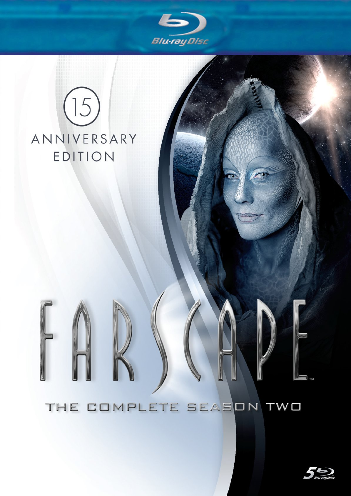 Farscape: Season 2, 15th Anniversary Edition [Blu-ray] by NEW VIDEO GROUP