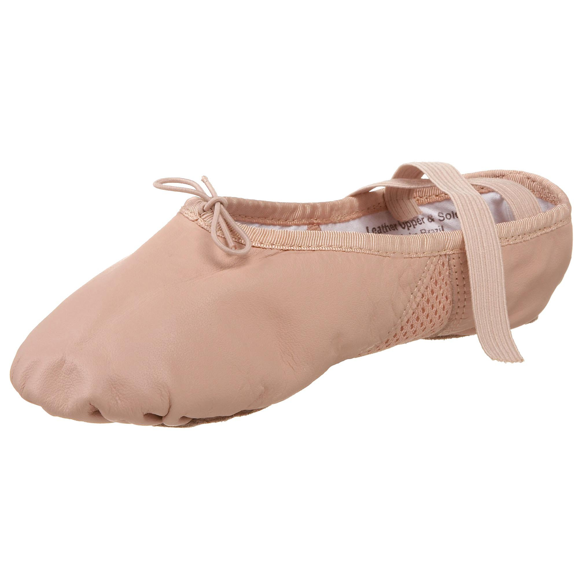 Leo's Unisex 105 Airabesque Leather,Pink,4.5 M US by Leo's