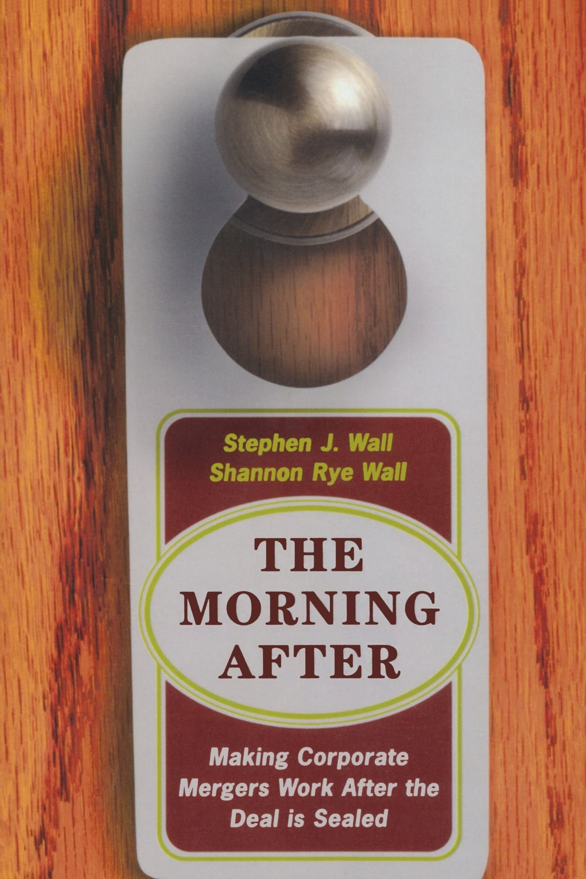 Download The Morning After: Making Corporate Mergers Work After The Deal Is Sealed pdf