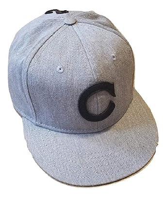 06356ce45e4da Image Unavailable. Image not available for. Color: Converse Adjustable  Heather Grey Men's True Hat Cap