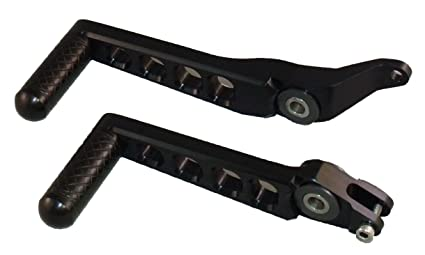 Amazon com: Knight Design Shift And Brake Foot Levers for